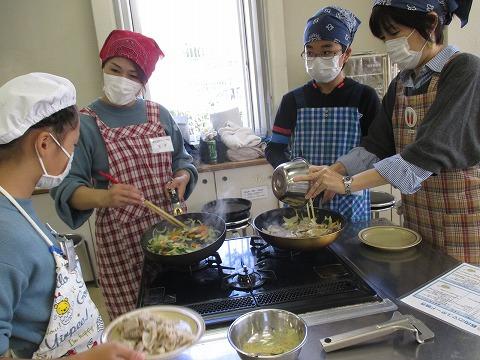 調理 炒め2
