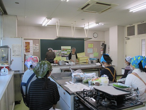 親子料理教室 たまねぎ 004