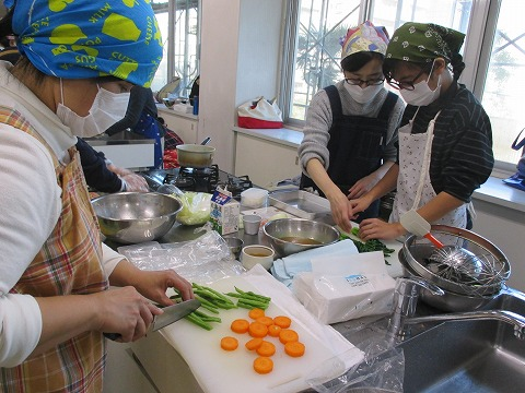 親子料理教室 たまねぎ 035